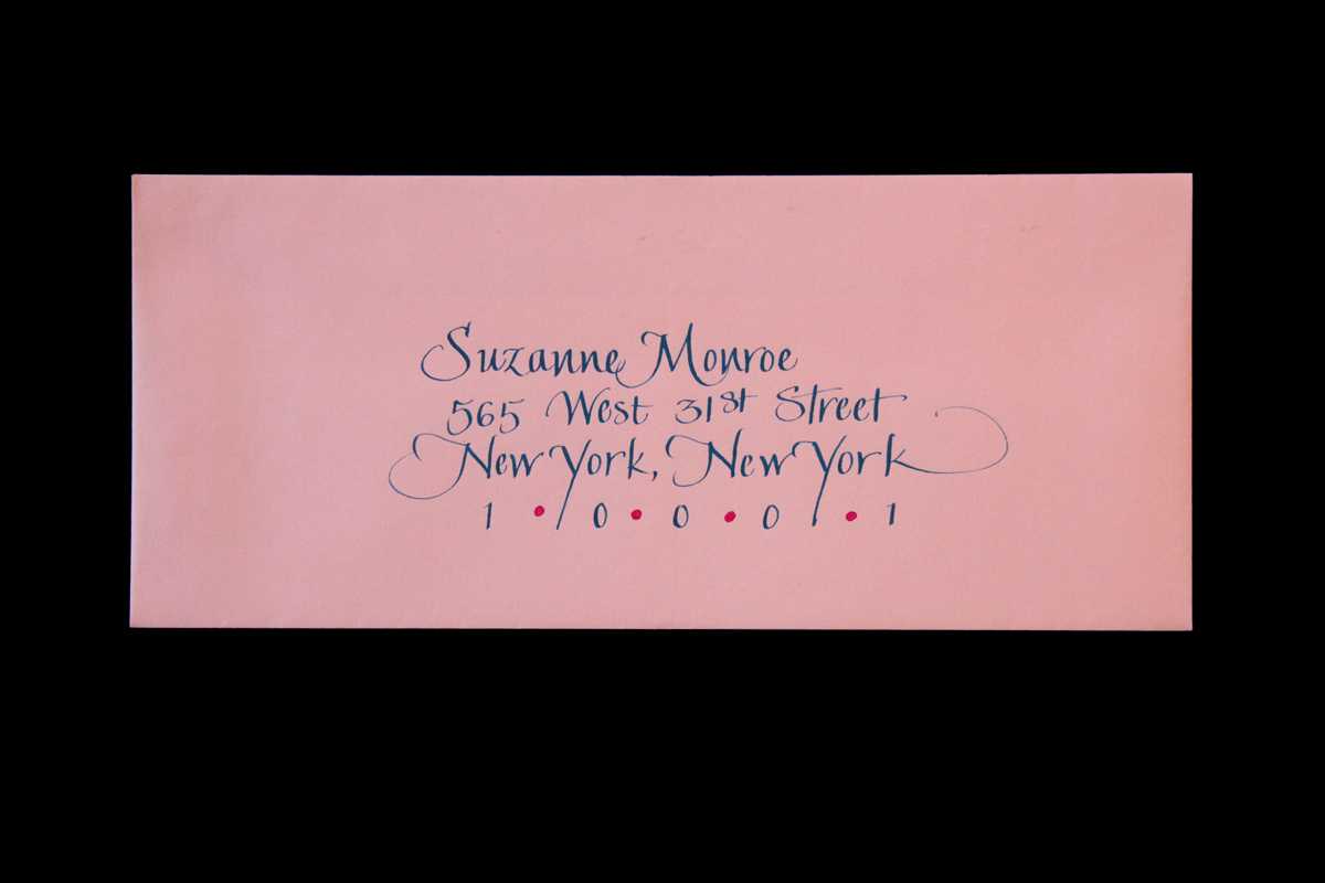 Wedding Envelope #13
