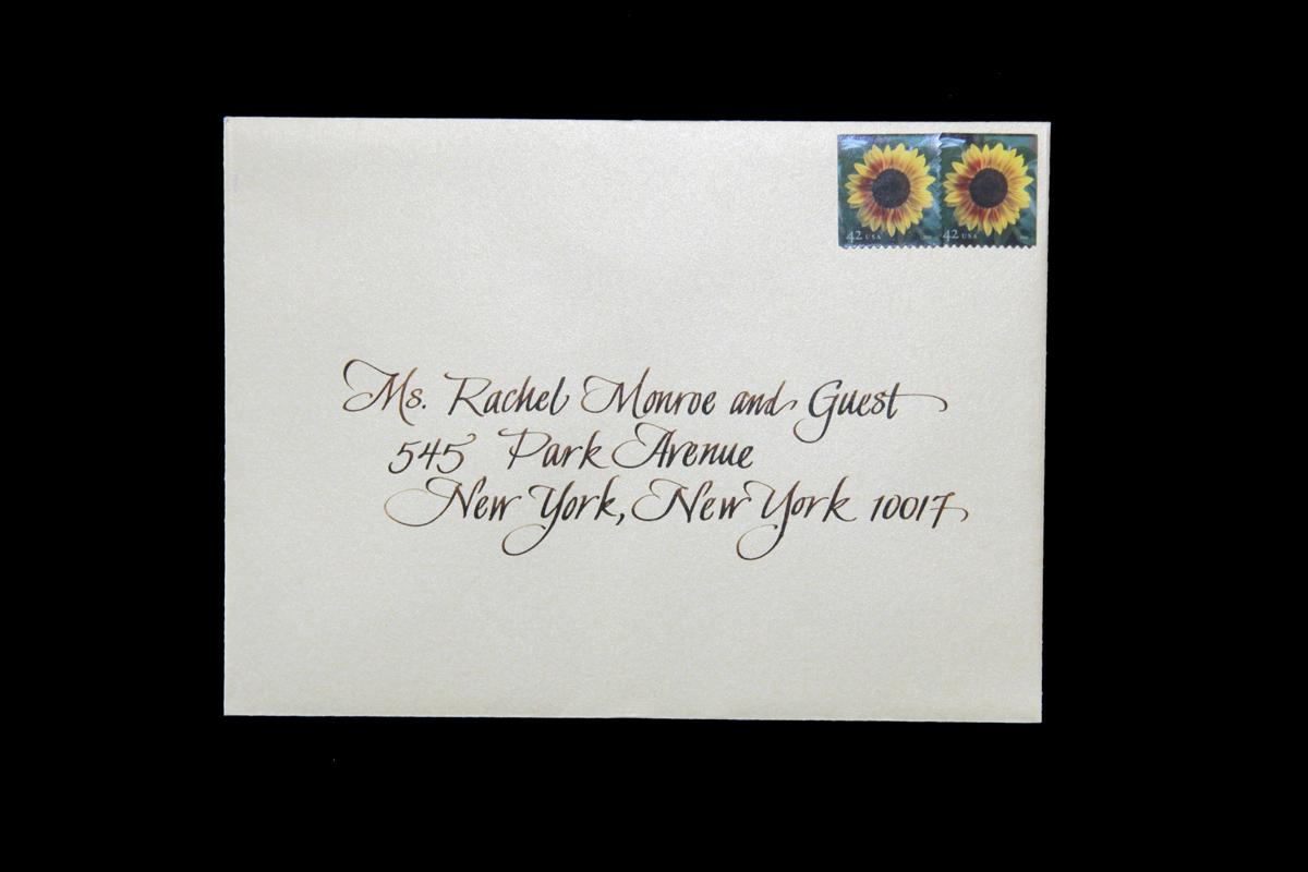 Wedding Envelope #14