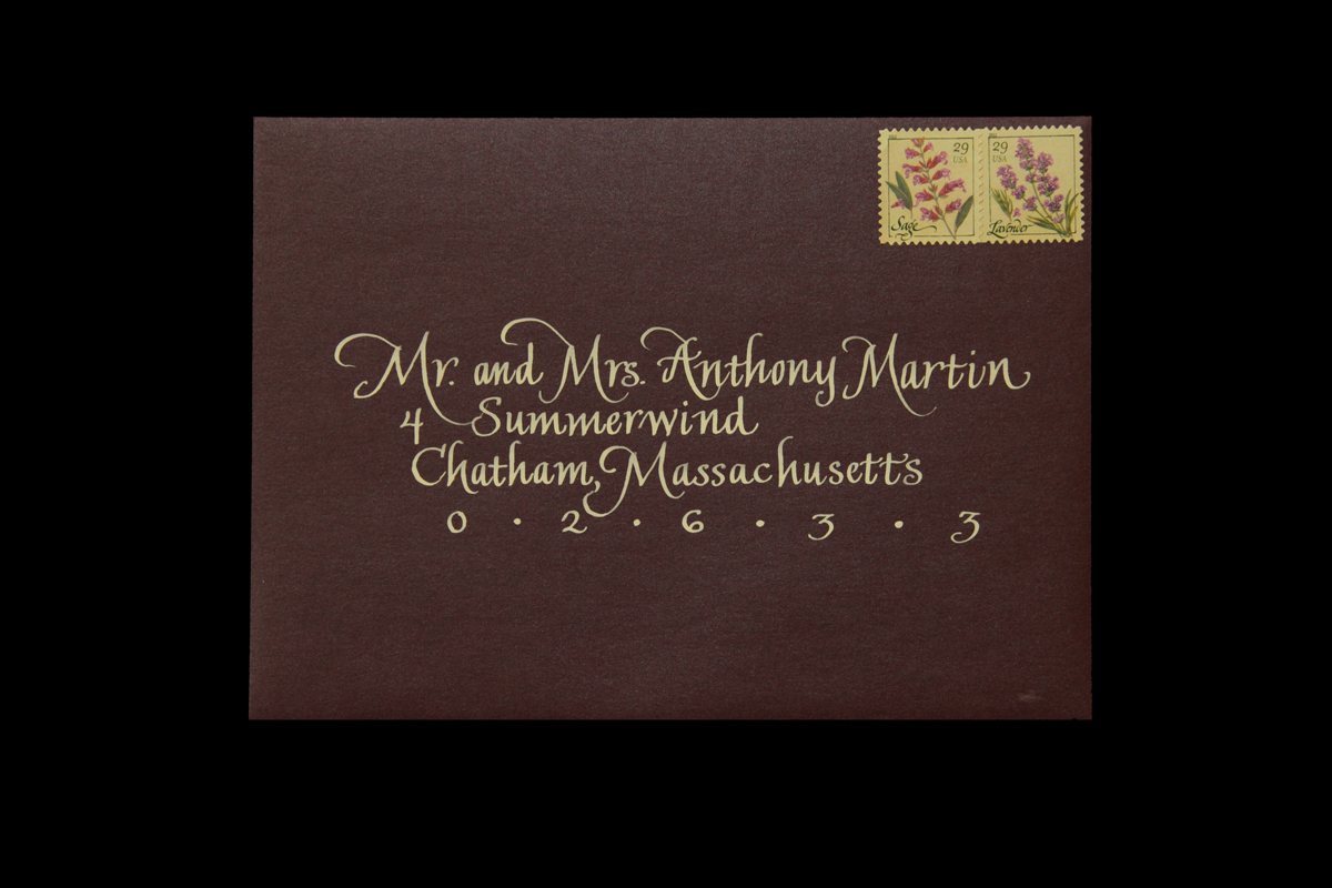 Wedding Envelope #15