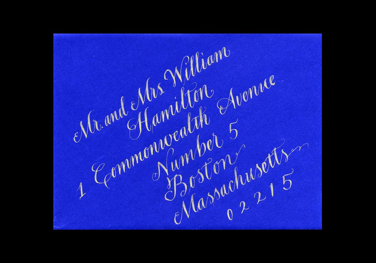 Wedding Envelope #17