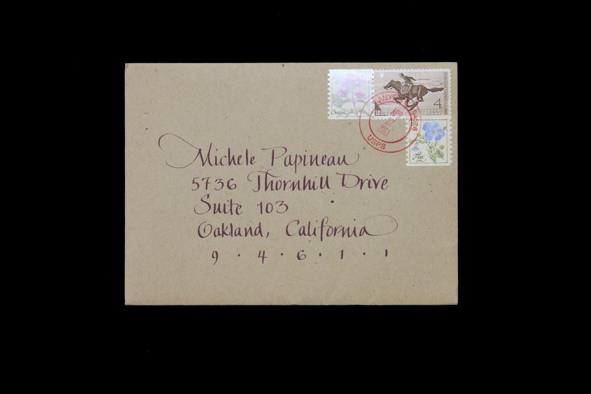Wedding Envelope #18