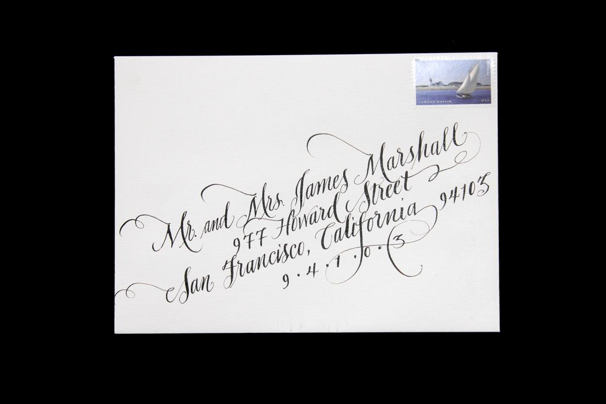 Wedding Envelope #21