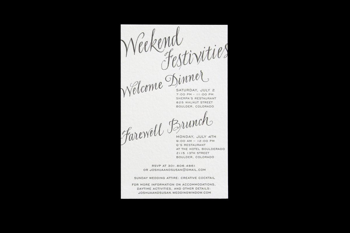 Invitation #5