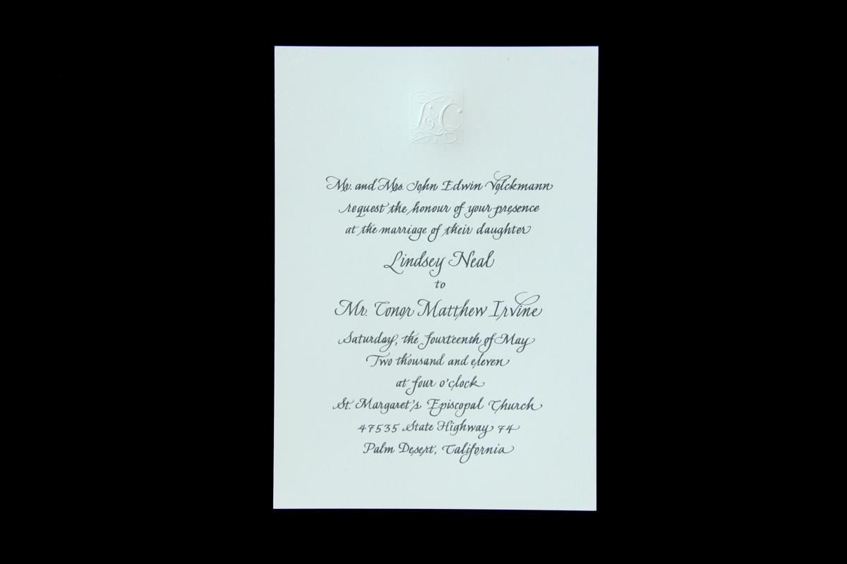 Invitation #9
